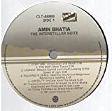 Amin Bhatia: The Interstellar Suite LP VG++/NM Canada Cinema CLT-46869 punchhole