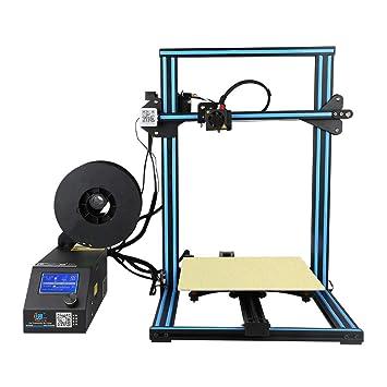 Creality cr-10s Impresora de gran tamaño 3D de alta precisión ...