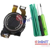 FidgetFidget Black Camera Lens 20x Zoom Unit Part + Tool for Canon PowerShot SX260 HS ZJLZ012