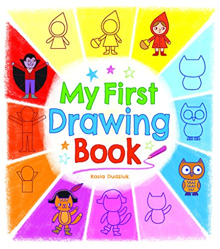 My First Drawing Book (I Can Draw)