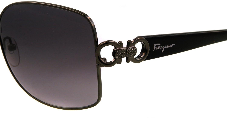 SALVATORE FERRAGAMO SF100 SR 015S  Amazon.in  Clothing   Accessories fda4f0d2fd32a