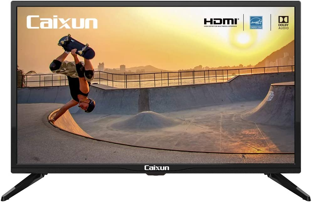 Caixun C24 24-Inches 720P Flat Screen (2020 Model)