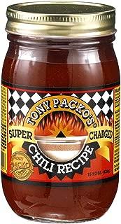 product image for Tony Packo Super Charged Chili Recipe - 15.5 oz (single)