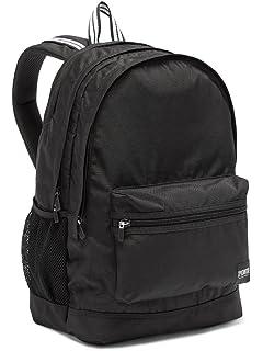 Amazon.com: VICTORIA'S SECRET PINK Campus Backpack - Neon Hot PINK ...