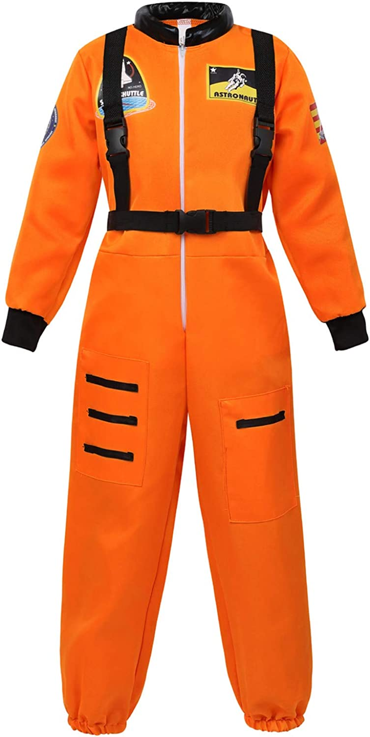 Astronaut Costume for Kids Jumpsuit