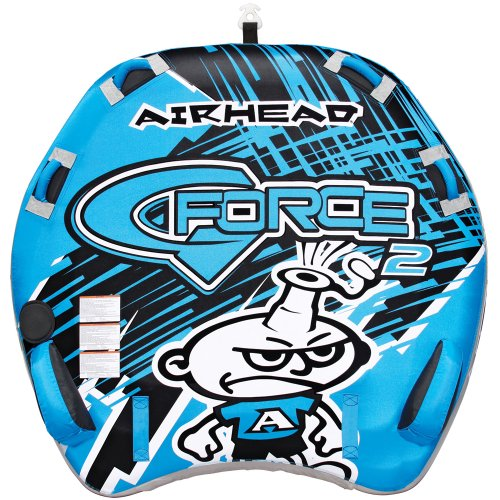 1 - AIRHEAD G-Force 2 Airhead G-force Towable