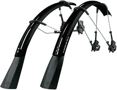 SKS-Germany 11322 Raceblade Pro XL Bicycle Fender Set, Black