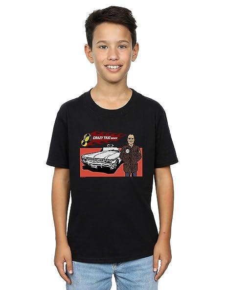 Amazon com: Pennytees Boys Crazy Taxi Driver T-Shirt: Clothing