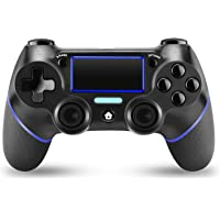 Etpark PS4 Wireless Controller for Playstation 4, Professional PS4 Gamepad,Touch Panel Joypad with Dual Vibration, Instantly Timely Manner to Share Joystick