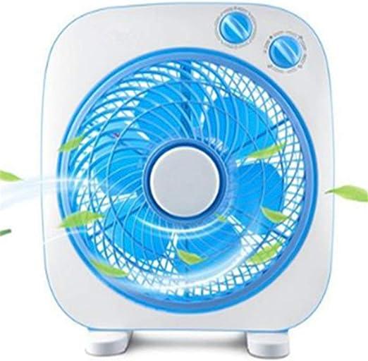 TYUIO Ventilador de Piso portátil con 3 velocidades y Temporizador ...