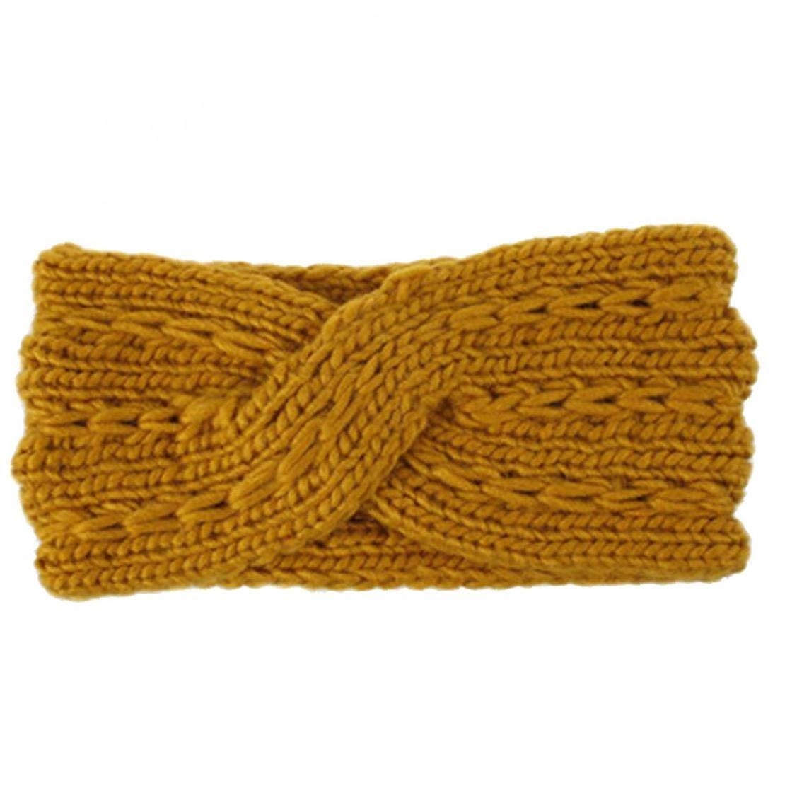 Knit Ear Warmer Head Band...