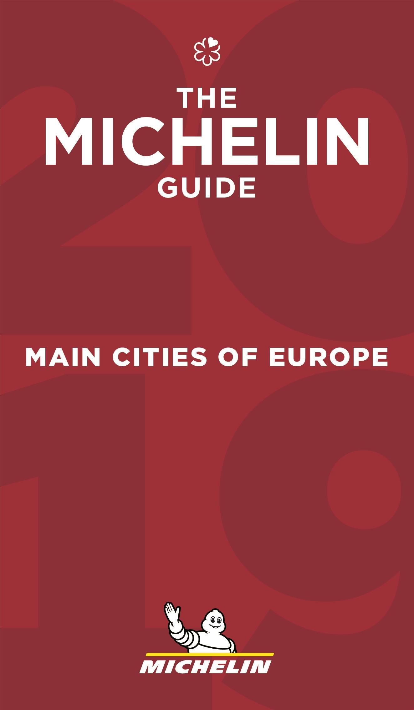 Risultati immagini per Guida Michelin Main Cities of Europe 2019