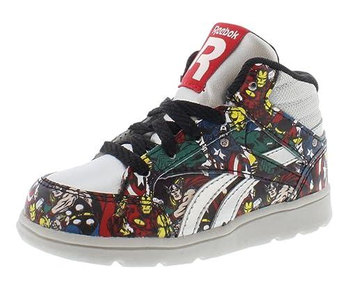 2cf6a887e2c Reebok Marvel Multi Hero Infant s Shoes Size 8  Amazon.ca  Shoes   Handbags