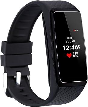 Inchor Wristfit HR - Impermeable Ajustable Smartwatch Reloj de ...