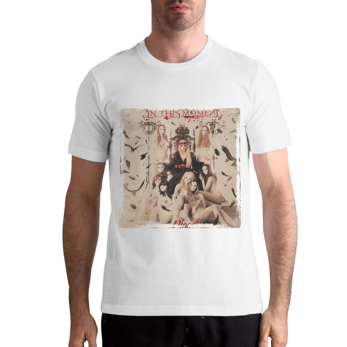 Ryancschmitt Maria Brink Fashion For Man Custom Short Sleeve Top S Shirts