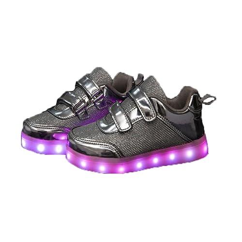 timeless design 99178 cf5dc evenlove Unisex Kinder Turnschuhe Licht LED Sneaker Blinkt ...