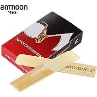 ammoon Piezas 10-pack 2.5 Fuerza las Cañas