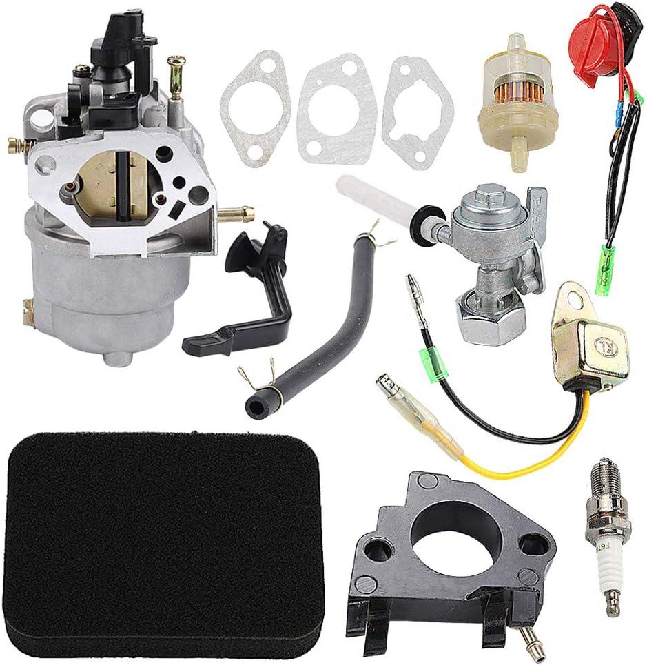 Carburetor 0J58620157 for GENERAC GP5500 8125W GP6500 GP7500E GP6500E US Stock