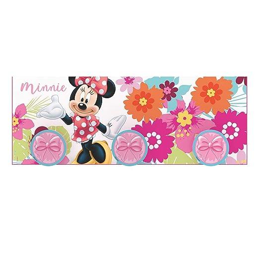 Stor Disney | Perchero Minnie Bloom