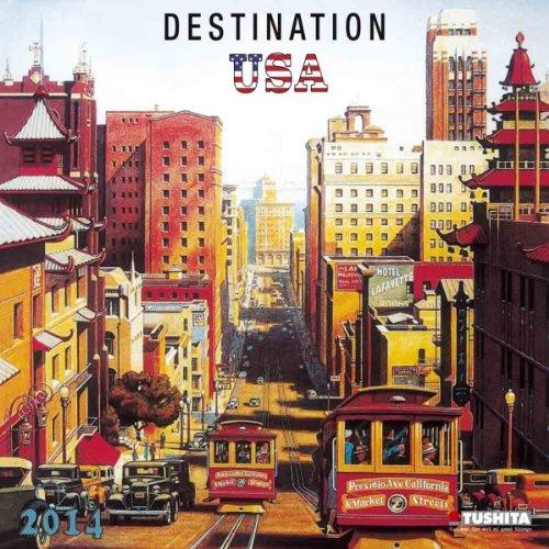 Destination USA 2014 (Media Illustration)