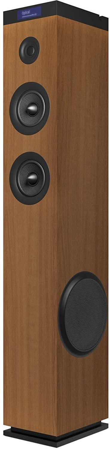 Energy Sistem Tower 8 G2 Bluetooth Speaker (Brown)