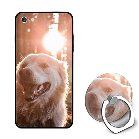 a18935ace2 Compatible with iPhone 6s Case Dog with Sun Rays iPhone 6/6s 4.7 inch Case