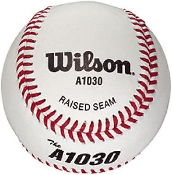 WILSON Official League Pelota de Béisbol: Amazon.es: Deportes y ...