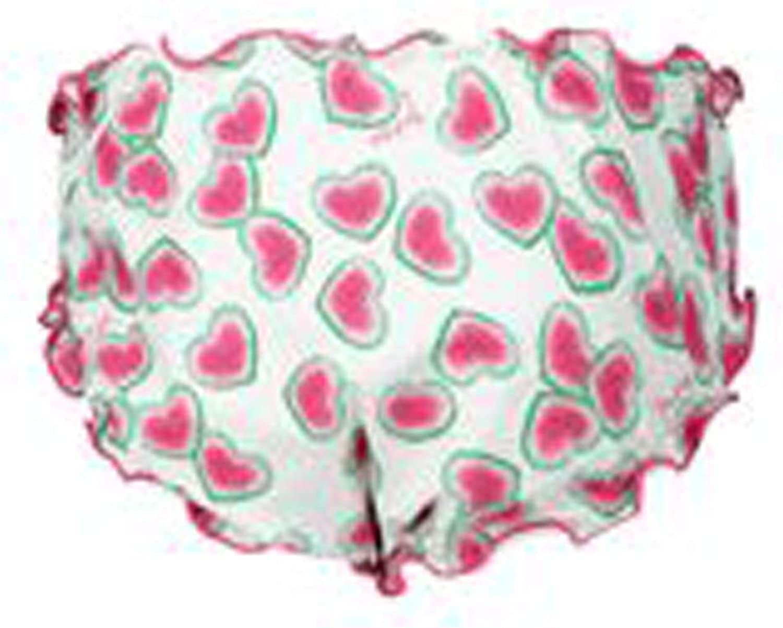Costume da Bagno Slip Mutandina Stampa Cuori di Anguria neonata Bimba Bambina Guess