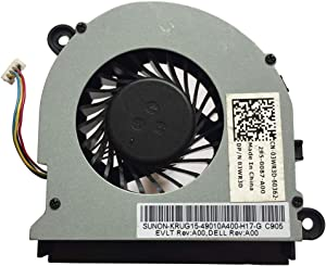New Replacement CPU Cooling Fan for DELL Latitude E5520 E5520M 5520, 03WR3D