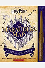 Marauder's Map Guide to Hogwarts (Harry Potter) Hardcover