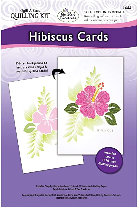 A Paper Wishes Exclusive! Quilling Flower Kit with Over 225 Pieces
