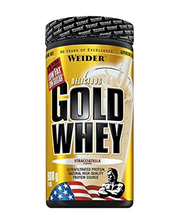 Weider Stracciatella 908g Gold Whey by Weider