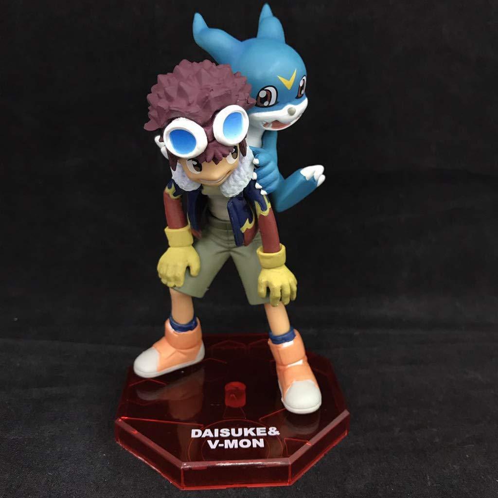 XINKONG Modèle Figurine Jouet Numérique Jouet Modèle Anime Personnage Cadeau Objets De Collection Le Palais Daisuke V Bête 11CM
