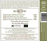 Scarlatti: Euridice dall'Inferno