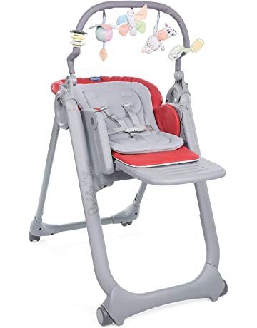 Chicco Polly Magic Relax - Trona/hamaca compacta con barra de juegos, 4 ruedas