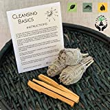 Best MY Incense Sticks - SMUDGE REFILL KIT STICKS - Chakra Balancing, White Review