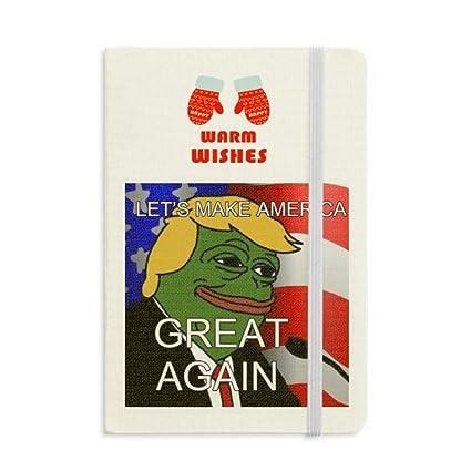 America Sad Frog President Trump Image - Diario con guantes ...