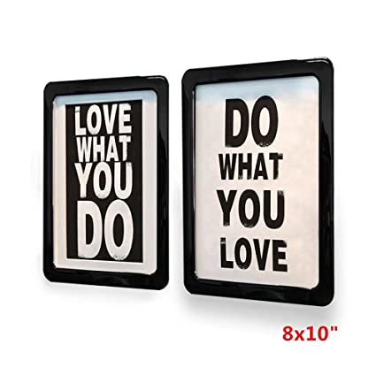 Amazon Leoyoubei Magnetic Photo Picture Frames And