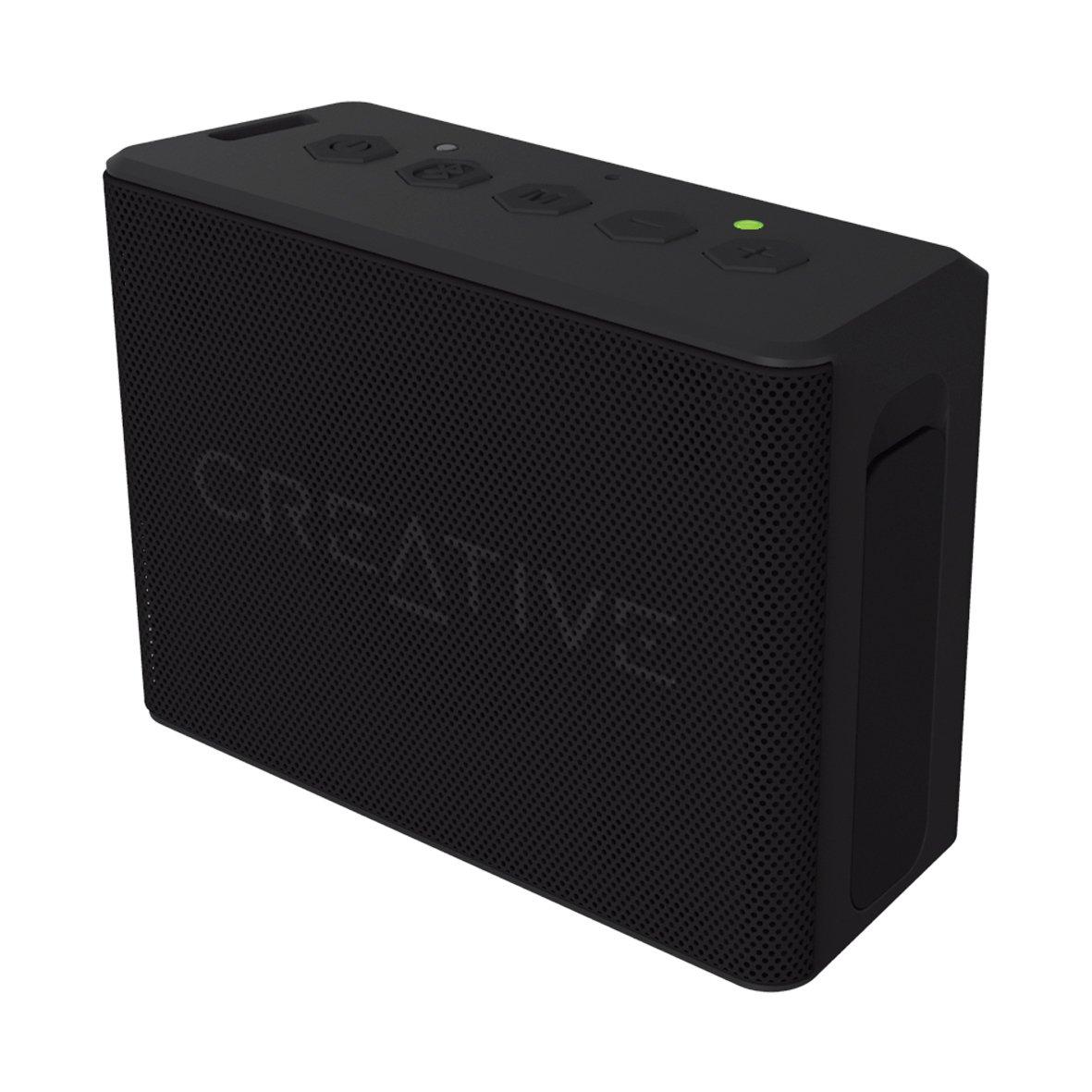 Creative Labs MUVO 2c Stereo Rectangle Black