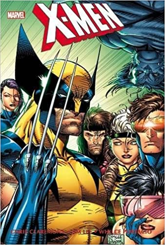 Amazon X Men By Chris Claremont Jim Lee Omnibus Volume 2