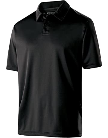 630db91d3ec Holloway Mens Dry Excel Shift Polo