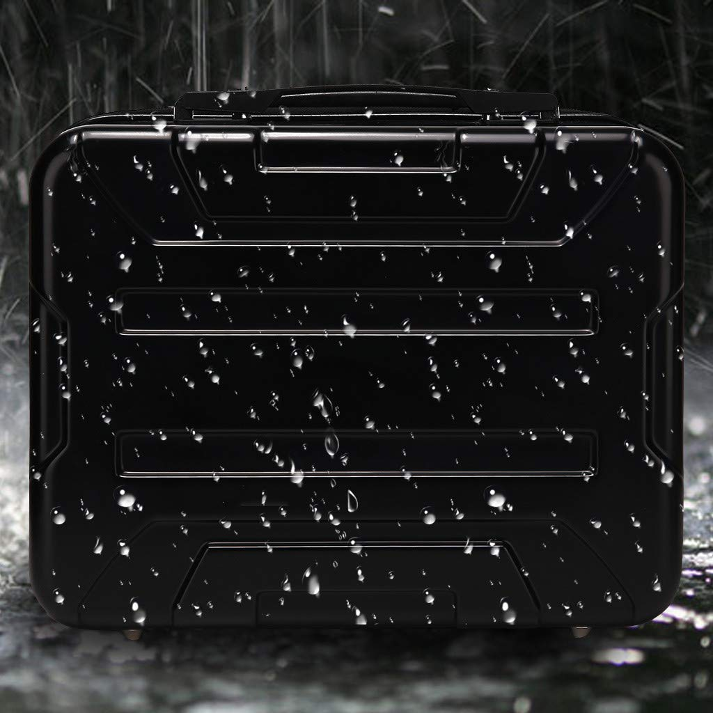 DDLmax Waterproof Portable Storage Bag Carry Case for Hubsan Zino H117s by DDLmax (Image #1)