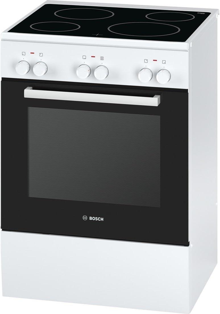 Bosch HCA422120 - Cocina (Independiente, Color blanco, Eléctrico ...