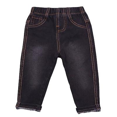 BINPAW Little Boy Classic Stretchy Jeans