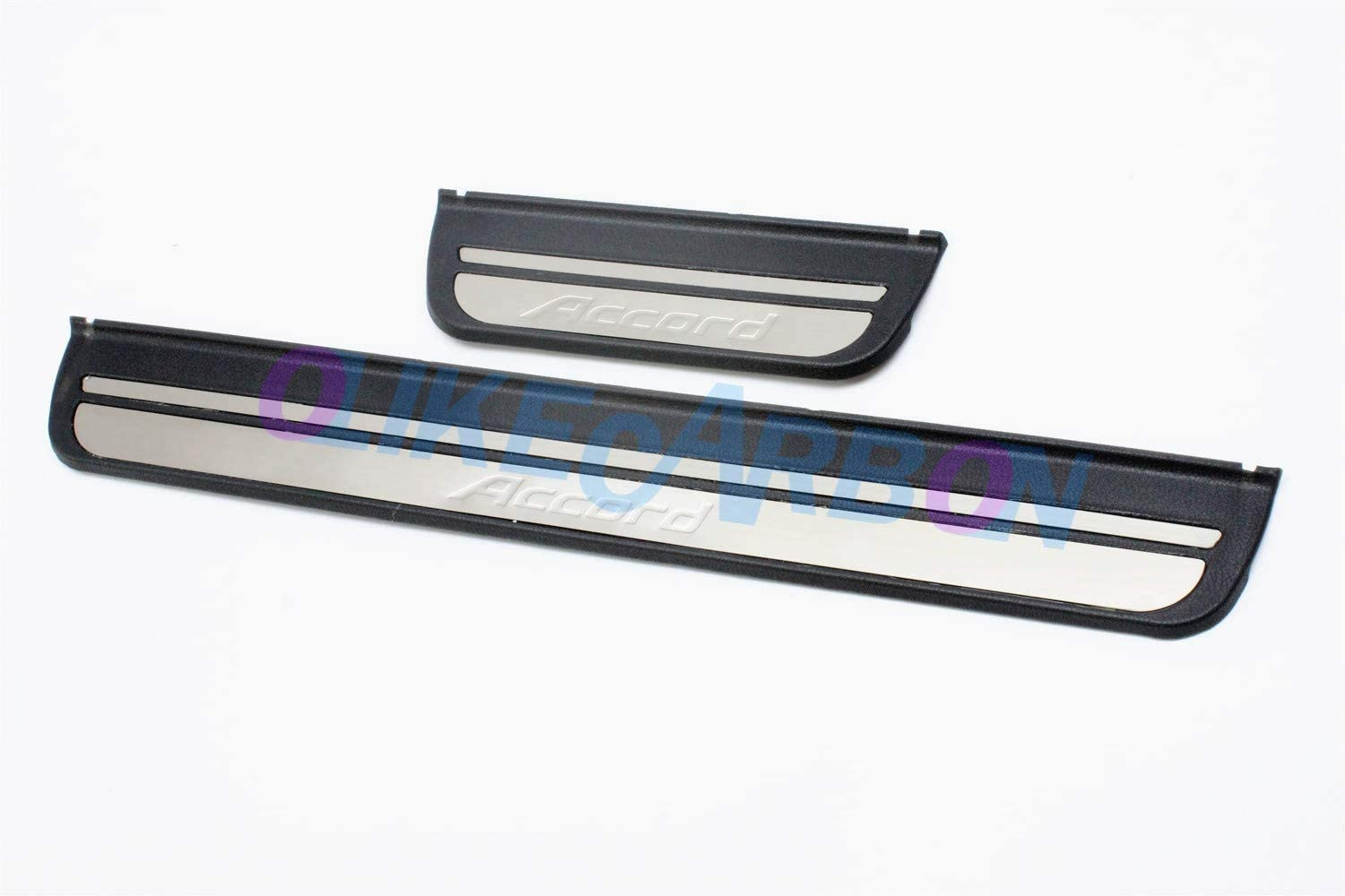 Stainless Steel Door Sill plate Guards protector cover For Honda Accord  2008-12