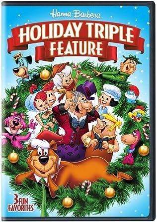 Hanna Barbera Christmas Dvd.Amazon Com Hanna Barbera Holiday Triple Feature Various
