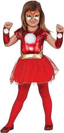 Rubies 620036S disfraz oficial de Marvel Avengers para mujer, de ...