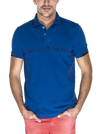 Giorgio Di Mare Polo Giorgio Azul S: Amazon.es: Ropa y accesorios