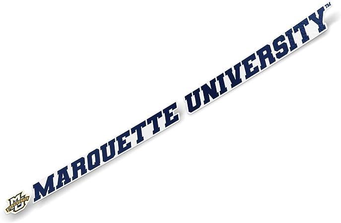 Sticker - 00005 Marquette University Golden Eagles NCAA Vinyl Decal Laptop Water Bottle Car Scrapbook