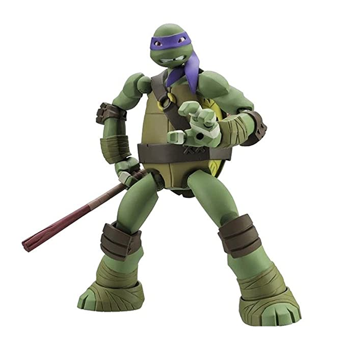 Revoltech Teenage Mutant Ninja Turtles Donatello Figura de ...